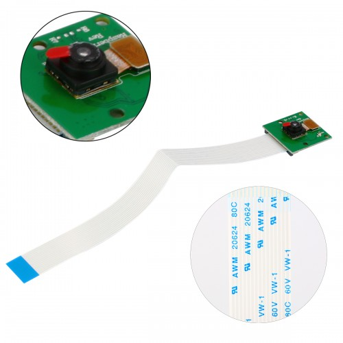 Camera Module Board REV 1.3 5MP Webcam Video 1080p 720p Fast For Raspberry Pi