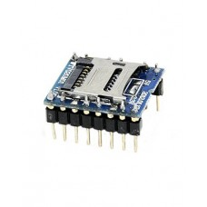 WTV020 WTV020-SD WTV020SD-20SS Mini SD Card MP3 Sound Module For PIC 2560 UNO R3 WTV020-SD-16P wav