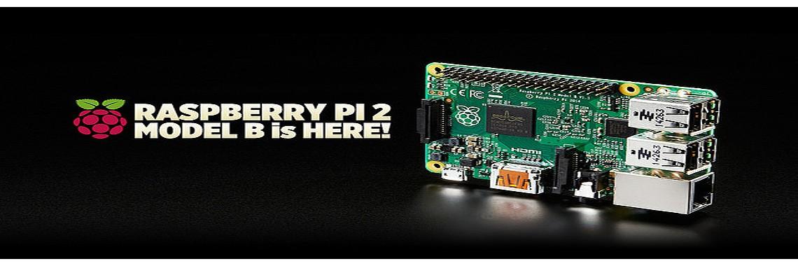 The new raspberry pi 2 Model B