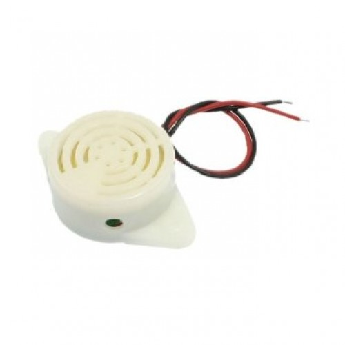 High decibels alarm SFM - 27 DC6-24 v continuous audio acoustic buzzer