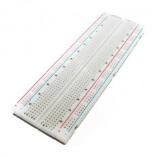 Breadboard 830 point solderless MB102
