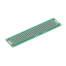 2x8 cm prototype pcb board double sided 2.54MM board