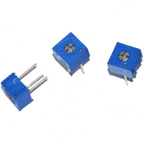 3362P horizontal adjustable resistor adjustable precision potentiometers 10K 103
