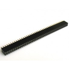 2x40 Pin 2.54mm Double row female pin header board to board connectors