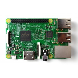 Raspberry Pi 3 Model B 1GB RAM Quad Core 1.2GHz 64bit CPU WiFi & Bluetooth element 14