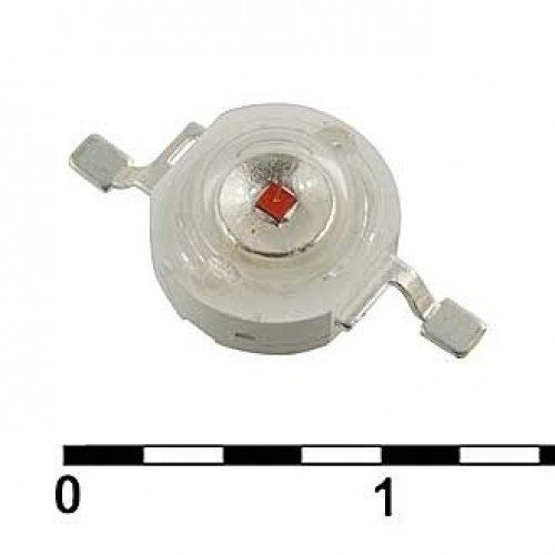 High Power 1W 1 Watt Lampu Led Lamp Red/Merah Light Emitters