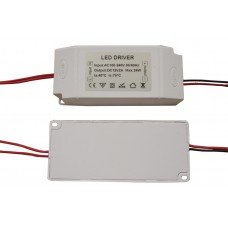LED Driver 1W x 24 Power Supply 24W DC 12V 2A adapter