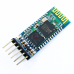 HC-05 master-slave 6pin JY-MCU anti-reverse, integrated Bluetooth serial pass-through module