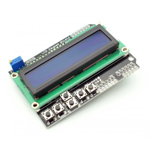 LCD Keypad Shield 1602