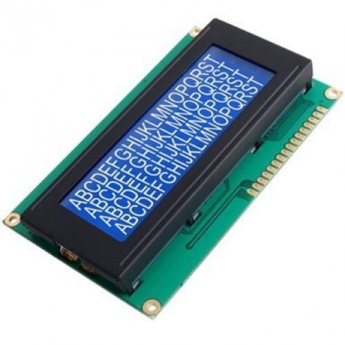 LCD Board 2004 20*4 LCD 20X4 5V Blue screen