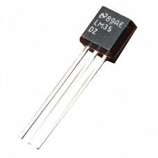 Precision Centigrade Temperature Sensors LM35 LM35DZ TO92 TO-92