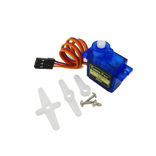 SG90 9g Mini Micro Servo for RC for RC 250 450 Helicopter Airplane Arduino