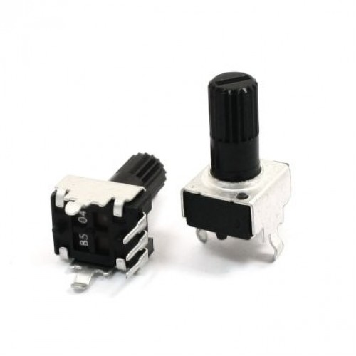RV09-type vertical adjustable potentiometer / variable resistor 10K