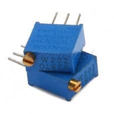 Adjustable 3296W adjustable resistance precision potentiometers 2M 205