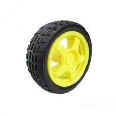 wheels smart car tire
