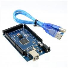 Arduino Mega 2560 R3 + Usb cable