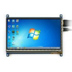 Raspberry Pi 3 7 Inch LCD Display